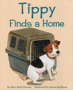 Tippy Finds a Home, by Mary Beth Stevens