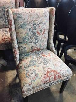 Reupholstered Dining Chair