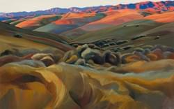 Foothills Dusk SOLD
