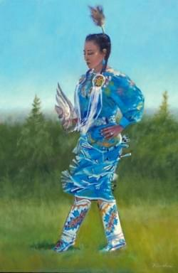 Janice Marie Johnson Jingle Dress