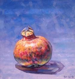 Purple Pomegranate