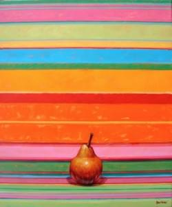 Stripey Pear
