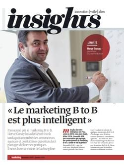 Le marketing BtoB est plus intelligent