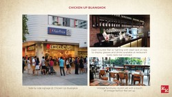 Chicken Up Buangkok Interior