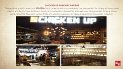 Chicken Up Parkway Parade interior 1
