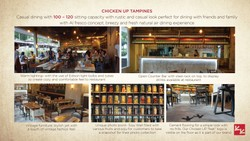 Chicken Up Tampines Interior
