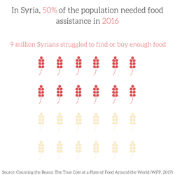 Food Insecurity in Syria