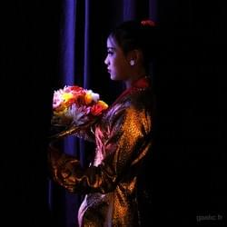 2016-02-13 #France #PavillonBaltard Coulisses du Têt #Vietnam #vietnamese #NewYear #traditional #dance #backstage #live #dancer #portrait #show #performance