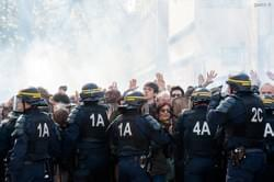 2016-05-01 #france #paris #1mai #62mars #manifestation Les innocents #report #LoiTravail