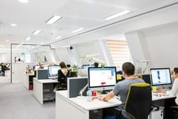 Brand-me London office, Thirsday Interior