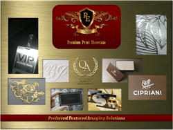 Premium Print Solutions Showcase