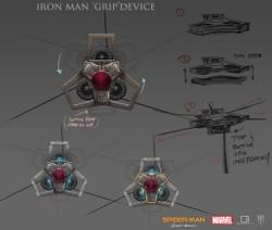 Ironman Grip Device Concept