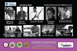 Children of Adam Band Members