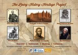 The Living History Heritage Project