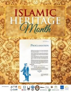 Islamic Heritage Month