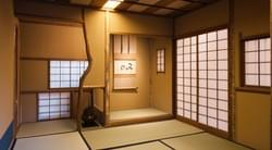 茶室 / Tea ceremony Room at Tokyo, Japan
