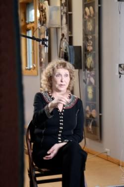 Artist and choreographer Carolee Schneemann