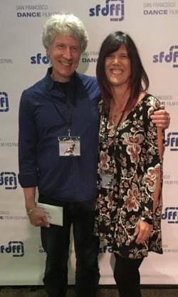 Jack & Christine at the San Francisco Dance Film Festival