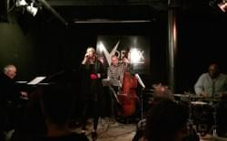 Filomena Campus Quartet at the Vortex Jazz Club in London