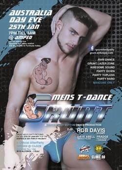 Grunt mens party Brisbane http://www.29fun.com/