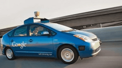 Worked on the self-driving car as part of the founding team of Google X