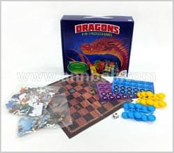 Dragons 6-in-1 Puzzle