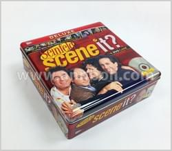 Scene It Seinfeld Tin Box
