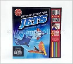 Straw Shooter Jet