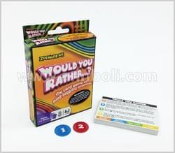 WYR Card Game