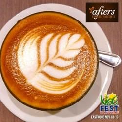 afters espresso and desserts