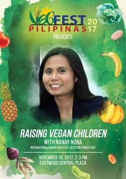 Raising Vegan Children with Nanay Nona