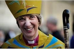 Bishop Rachel Treweek