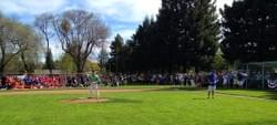 Little League First Pitch