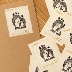 Custom stamp #1 (Japan use only)