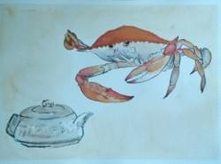 Crab and Tea