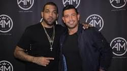 Richie Hosein and LLOYD Banks