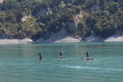 SUP Stand Up Paddle - Shack sur le Lac à Treffort (386500