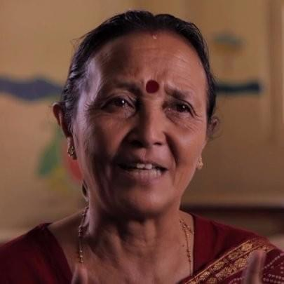 Anuradha Koirala is a Nepalese social activist and the founder and director of Maiti Nepal, a non-profit organization in Nepal dedicated to helping victims of sex trafficking. Maiti Nepal operates a rehabilitation home in Kathmandu, as well as transit homes at the Indo-Nepal border towns, preventative homes in the countryside, and an academy in Kathmandu.  Ms Koirala received the CNN Hero of the Year award in 2010, the Courage of Conscience Award from The Peace Abbey in 2006 and the Mother Teresa Award in 2014. Ms. Koirala was also appointed as a former Assistant State Minister of Women Children and Social Welfare as an honor to her contributions.