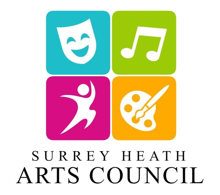 Surery Heath Arts Council Logo