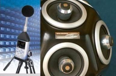 Fuente de ruido y sonómetro PROINLA