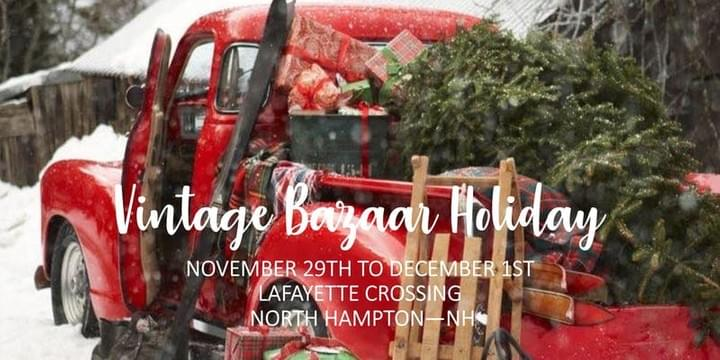 holiday Vintagd Bazaar