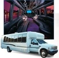 NYC party bus strippers, bachelor party pub crawl