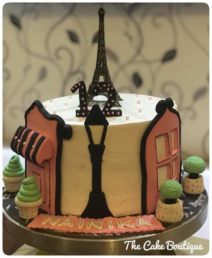 The Cake Boutique Designs