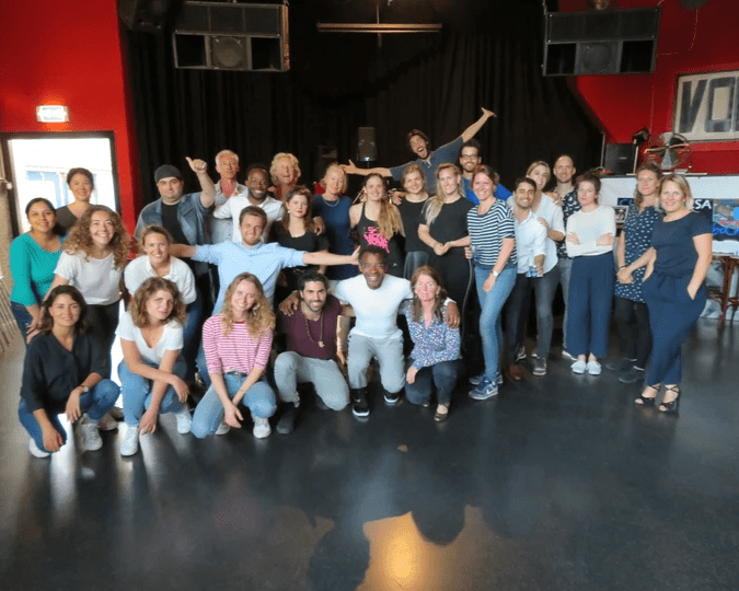 Cubaanse salsa Workshop Amsterdam