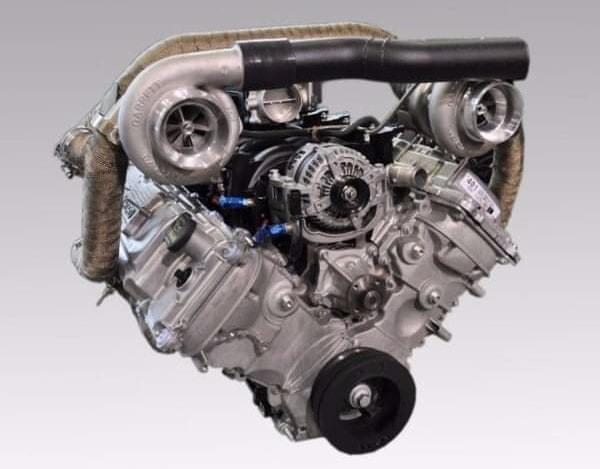 Ford Raptor Engine