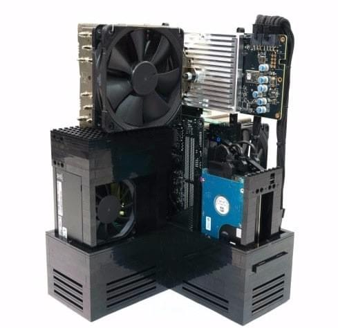 Lego Gaming Computer
