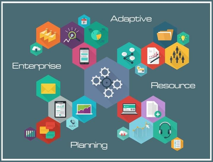 Adaptive Enterprise Resource Planning ERP