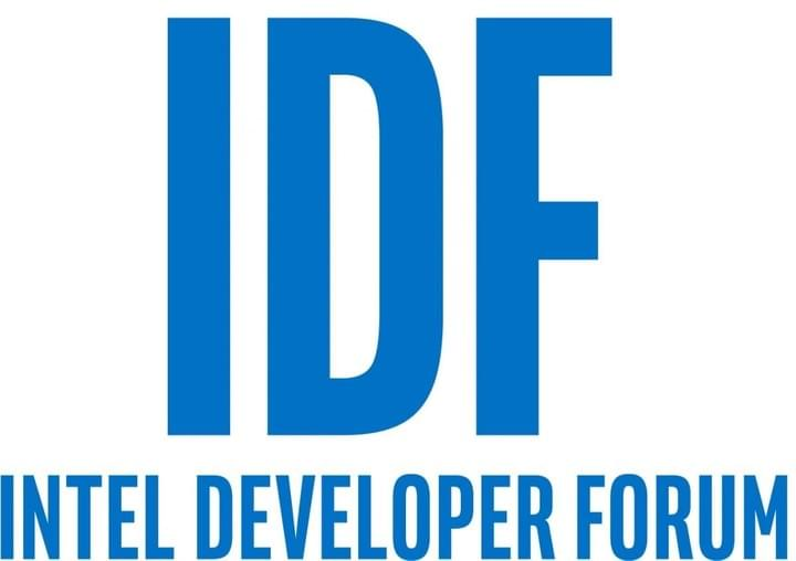 IDF Intel Developer Forum