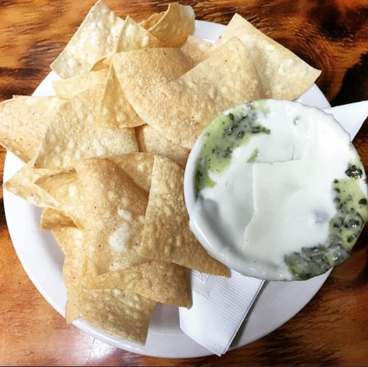 Spinach and artichoke dip, dip, New Orleans restaurants, St. Bernard restaurants, Chalmette restaurants, appetizer