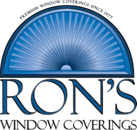 For residential solutions, ask me about our sister company: Ron's Window Coverings